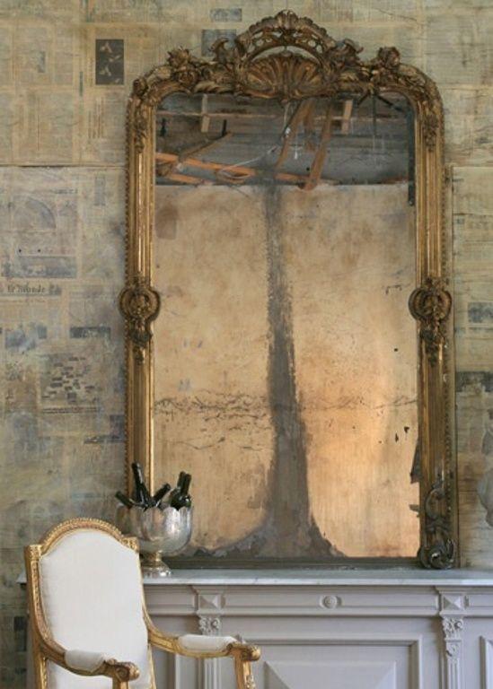 Decorar con espejos Castello 120