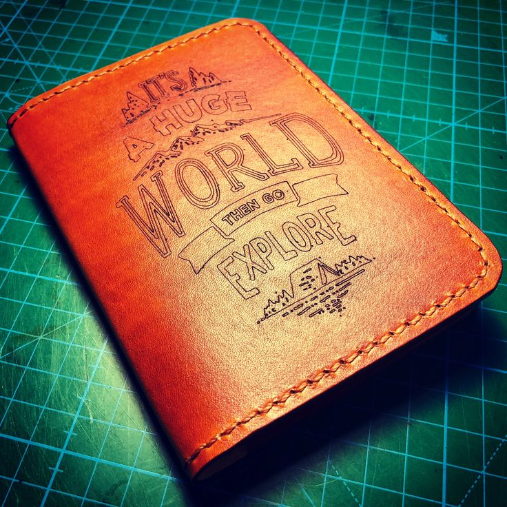 Extremely Leather Passport Case - Undersea Abstract by VIDA VIDA Discount Store Buy Cheap Best Place Outlet Cheapest OecoK4QZ