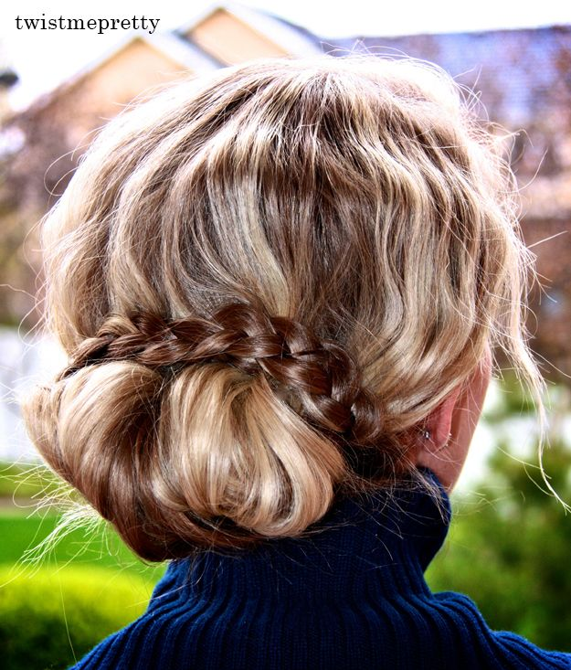 211 best updos with braids images on pinterest 15 years 211 best updos with braids images on pinterest 15 years beautiful and brides pmusecretfo Images