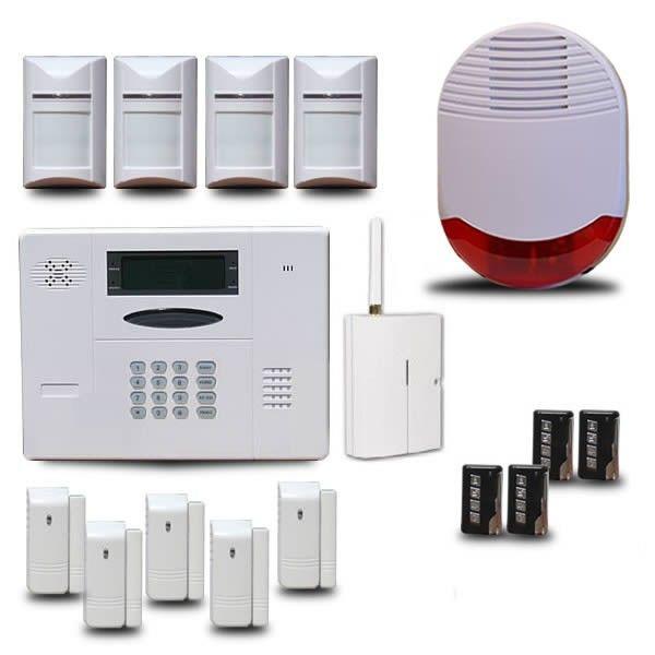 Alarme sans fil GSM KA560