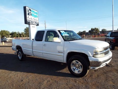 1999 Chevrolet Silverado 2500 Extended Cab from Priced Right Auto Sales