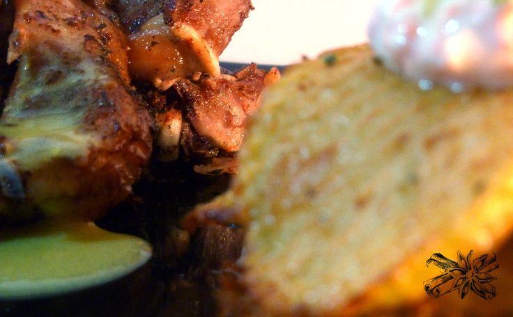 Food Memoir: Παϊδάκια αρνίσια στο τηγάνι με πατάτες τηγανιτές κ...