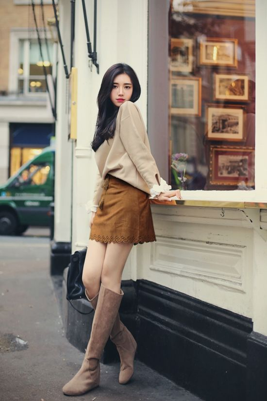 Korean Fashion Blog Online Style Trend Korean Fashion Beauty Pinterest Korean Fashion