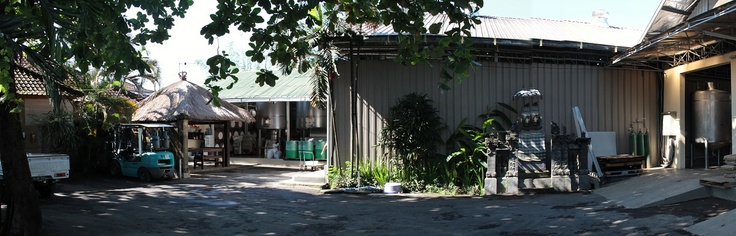 Our winery is located at the heart of Sanur, using the state of the art technology, making wines since 1994.