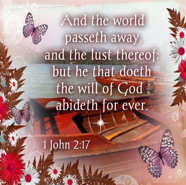 1 John 2:17