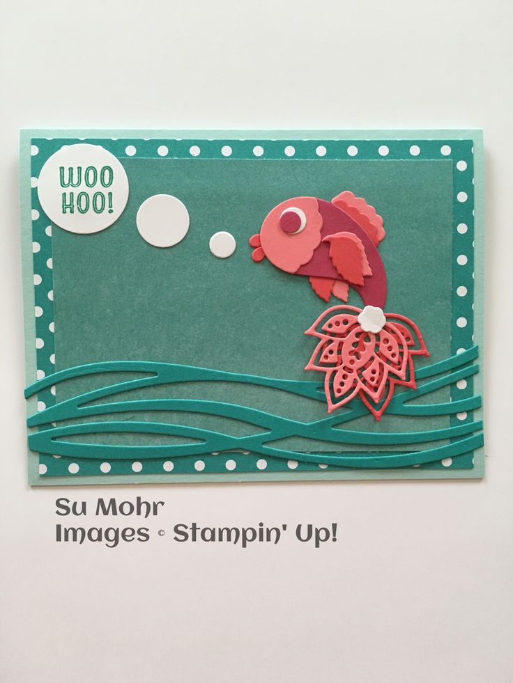 Card Making Ideas Using Punches Part - 30: 21 Uber Cool Card Ideas Using Stampinu0027 Up! (Mary Fish, Stampinu0027 Pretty The  Art Of Simple U0026 Pretty Cards)