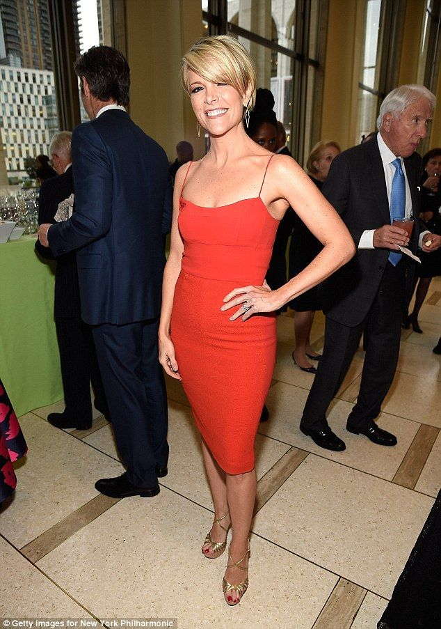 Chnage of scenery: Megyn Kelly (above in May) has reportedly been in talks with both ABC a...