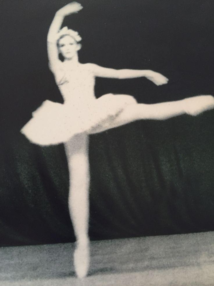 Me ,dancing