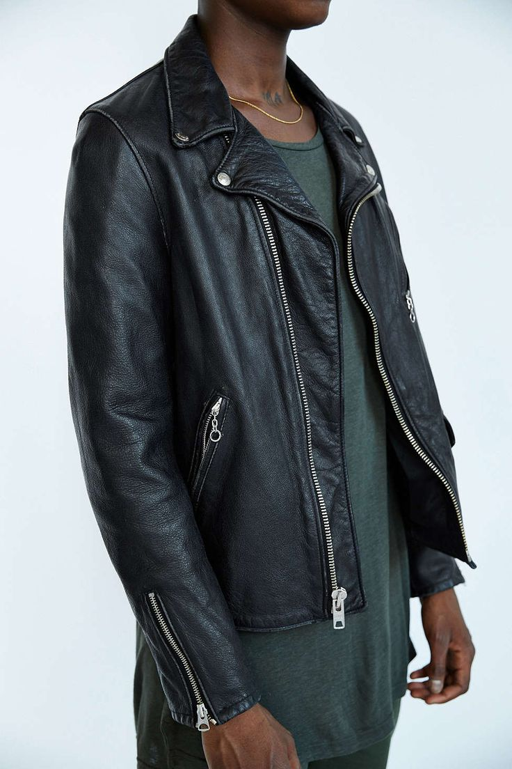 Bad Ass Leather Jacket 48