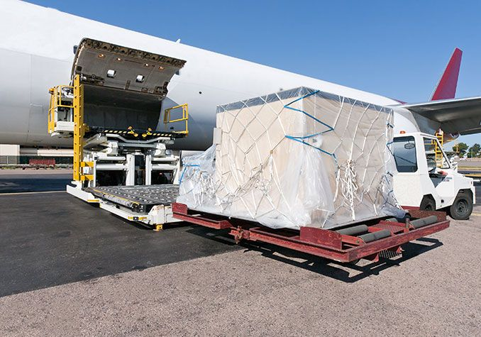 Air Freight rate is expensive but it facilitates you #Cargo