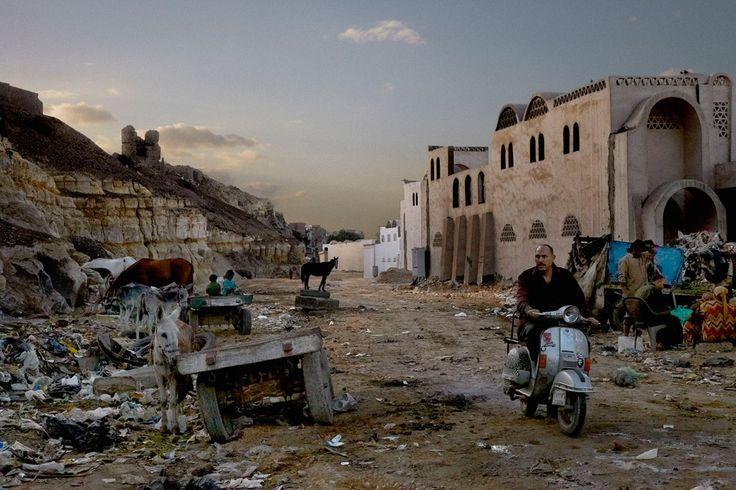 Le Caire, Egypte ©Harry Gruyaert / Magnum Photos