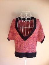 Wish sweater vest size M
