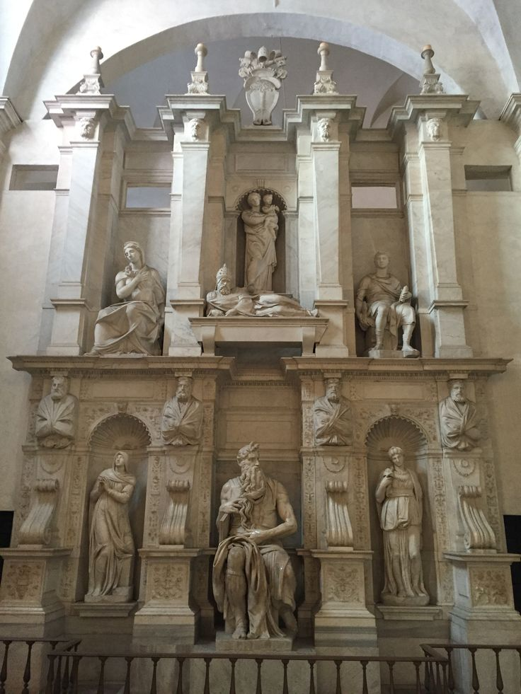 michael angelo statues in rome - photo#24