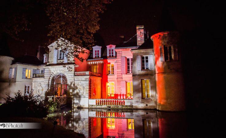 Château de Chaumontel - Nuit
