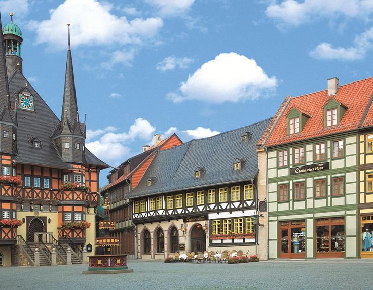 4-Sterne-Superior Hotel Travel Charme Gothisches Haus am historischen Marktplatz von Wernigerode