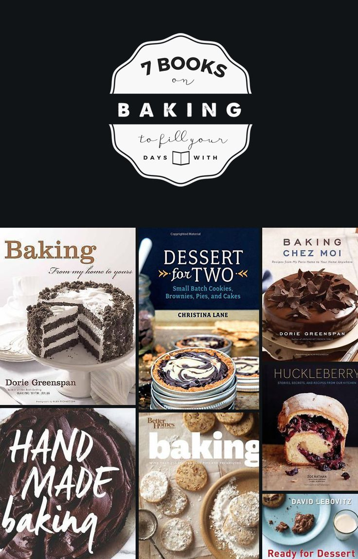 Love baking as much as I do? I've rounded up 7 of my favorite baking books for eBay, including two new cookbooks from two amazing food bloggers! #ad