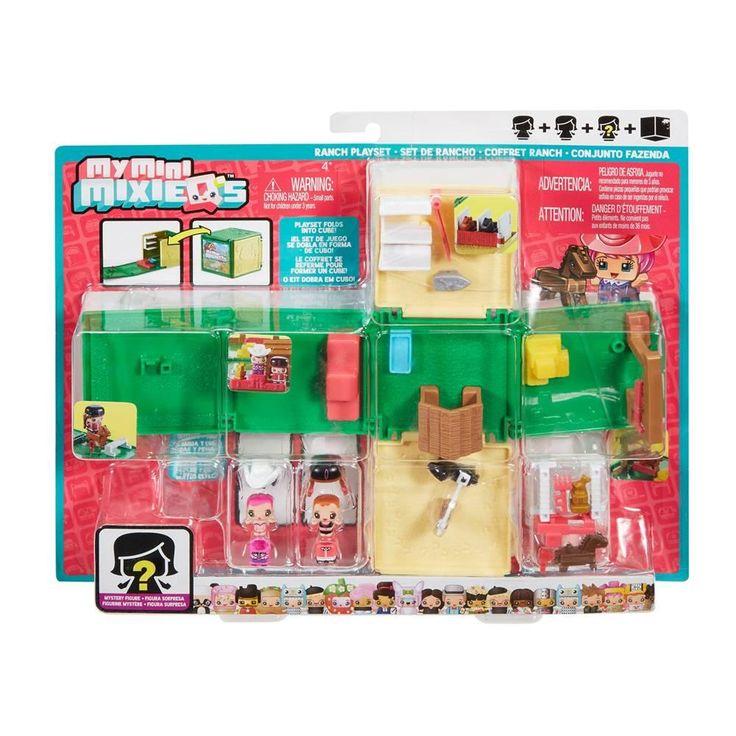 #Walmart Mexico - #Walmart Mexico Set de juego my mini mixieq's mattel rancho - AdoreWe.com