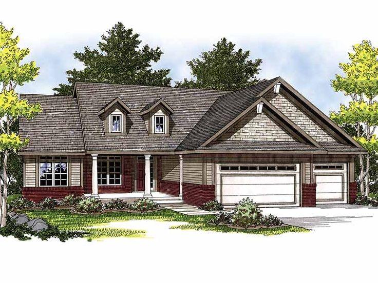 93 100 Simple Eplans Ranch House Plan Open Floor Plan