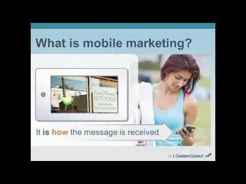 mobile marketing blogs resources