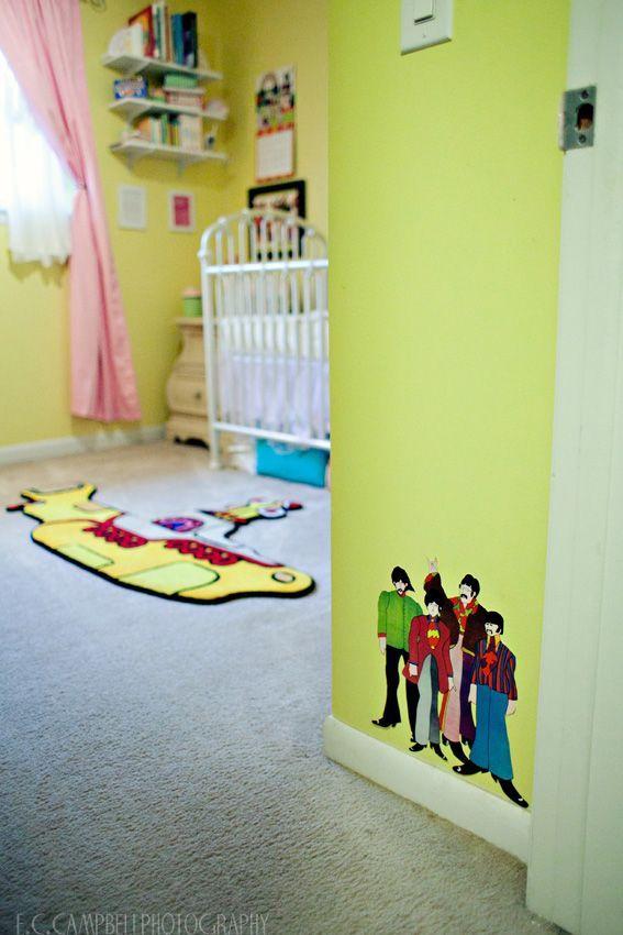 beatles nursery - Google Search