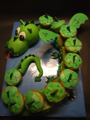 25 Best Ideas About Dragon Cupcakes On Pinterest Dragon