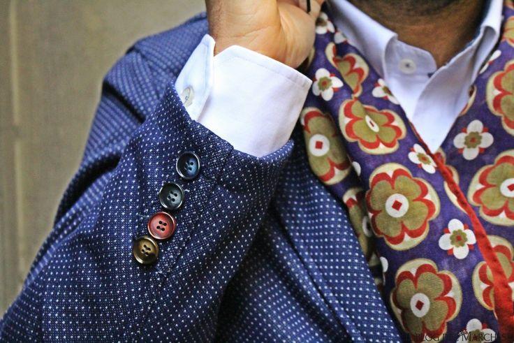 giacche sportive da uomo primavera estate 2016 http://www.ilblogdelmarchese.com/come-abbinare-una-giacca-blu/ #ilblogdelmarchese #gentleman #italianstyle #gentlemanstyle #firenze #ootd #pittiuomo #dandy #tailoring #sprezzatura #calabrese1924 #belmonte1938
