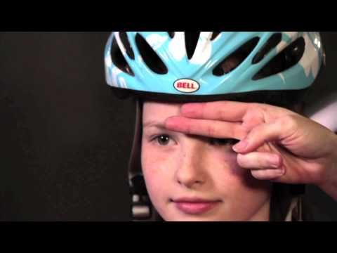 How-to-Video: the Bike Helmet Fit Test...It's Eyes, Ears, and Mouth...The video is very short and to the point.