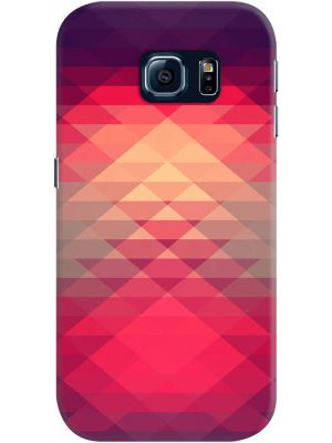 DailyObjects Abstract Illusion Case For Samsung Galaxy S6 Edge