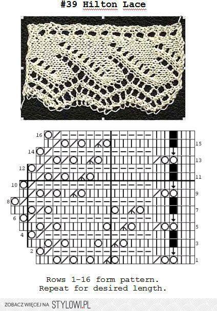 hilton lace