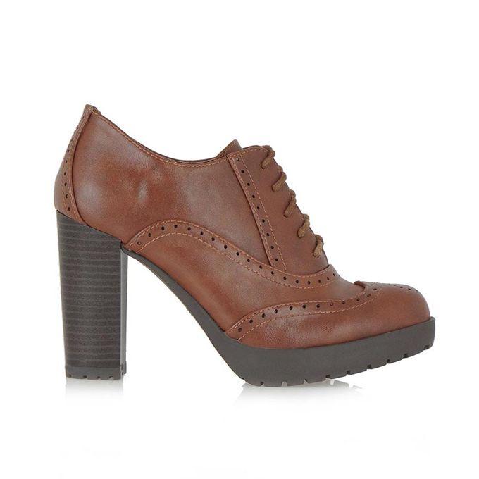 EXE ταμπά παπούτσια τύπου oxford   Tsakiris Mallas