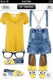 Image result for minion halloween costume for tweens