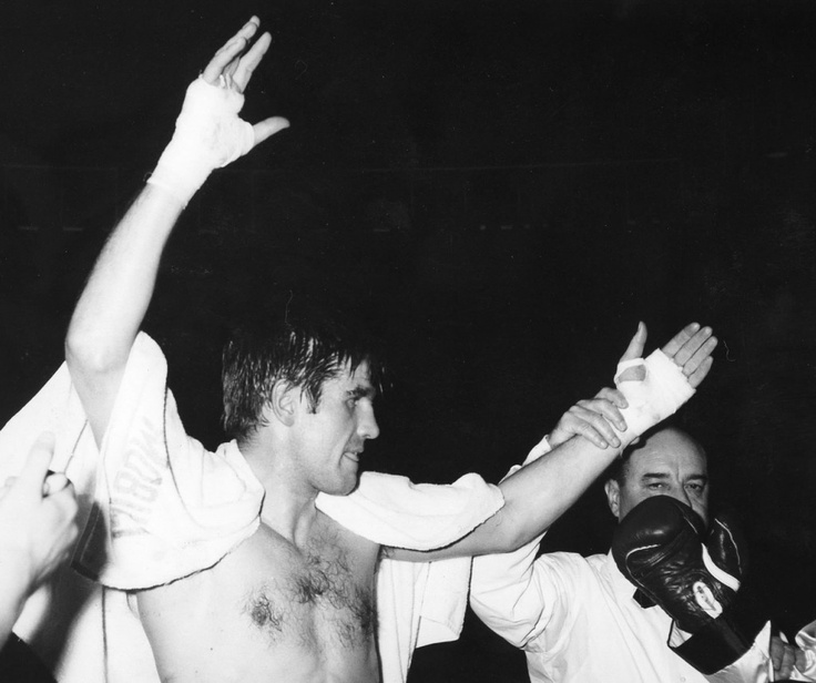 Nino Benvenuti. Campione mondiale dei pesi medi dal 1967 al 1970