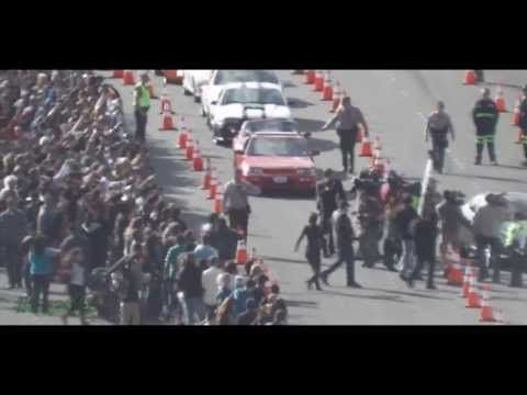 Funeral Paul Walker 14. December 2013 (Memorial/Tribute from Heart for Paul Walker) - YouTube