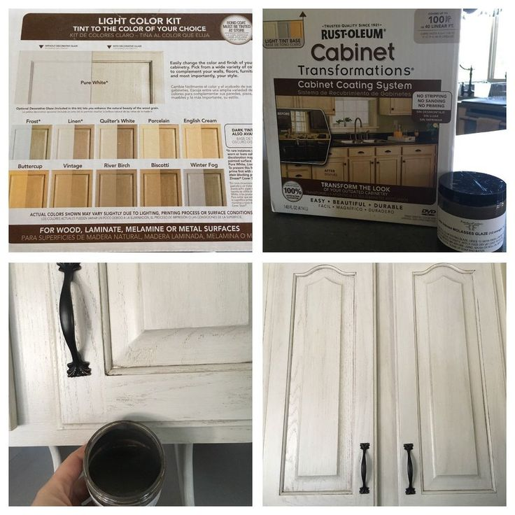 How to Paint Oak Cabinets for a Designer Finish