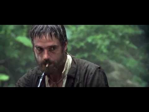 The Mission - Gabriel's Oboe (Full HD) - En este film se cumple aquello de que la música amanza a las fieras.