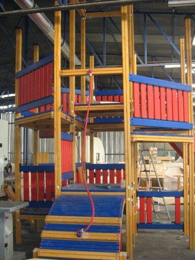 Castle playground