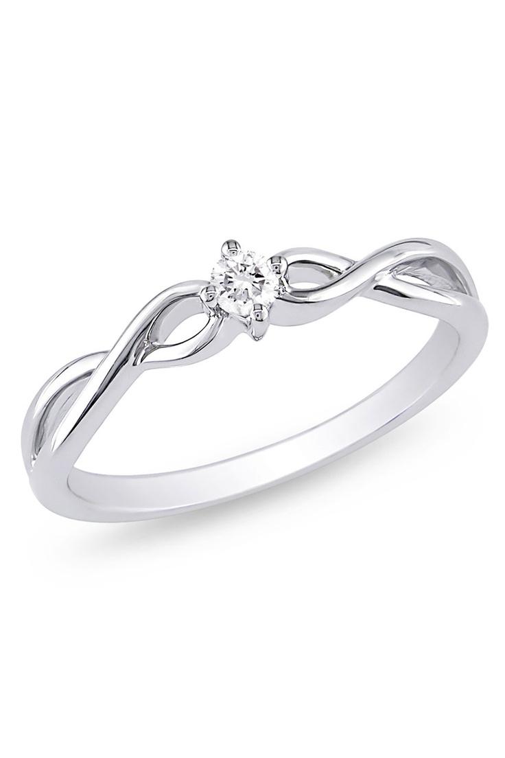 Engagement Rings White Diamond