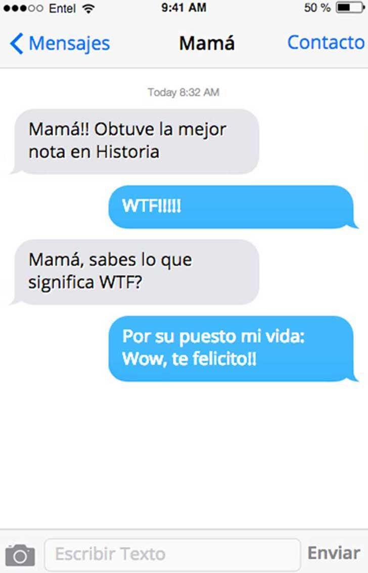 Pobre mama