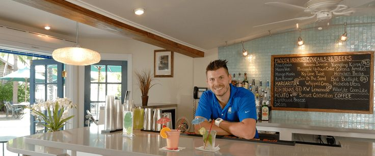 Our Key West mojito bar and café is located inside the Lighthouse Court Hotel of Historic Key West Inns and across from Hemingway House. Stop by Today!
