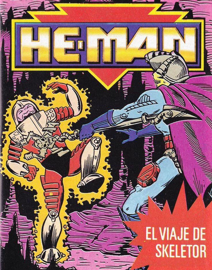 He-Man. El viaje de Skeletor