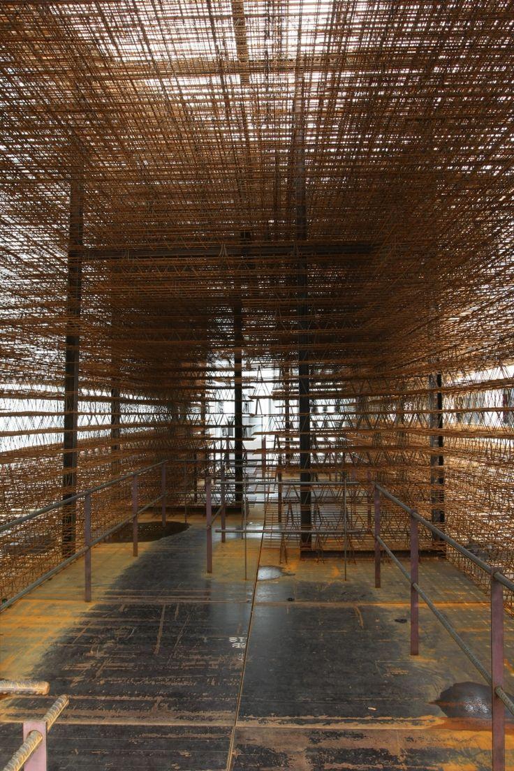 smow Blog » Blog Archive » Neues Museum Nürnberg: Unschärfe by Matthias Loebermann & Institut für Architektur und Städtebau, Hochschule Biberach