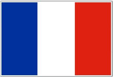 Bandera de Francia (#Flag of #France)