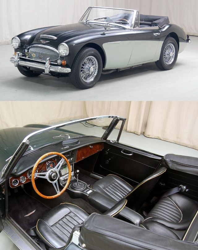 Austin Healey 3000 MK III  The Dream Car