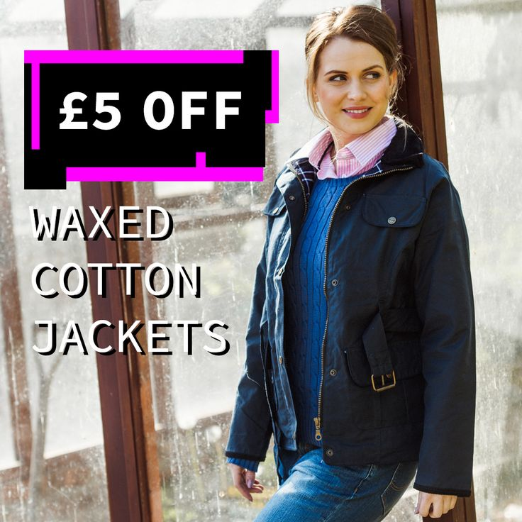 Enjoy £5 OFF selected Wax Jackets! With such great prices, it's the ideal time to tick someone off your Christmas list… shhh we won't tell them it was in the sale! Shop Now #cybermonday #sale #salegoeson #discount #christmas #christmasgifts #christmasgiftideas #christmastime #gifts #shopping #mens #ladies #childrens #clothing #clothingbrand #rydale #rydaleclothing #country #countrywear #countrystyle #wax #waxedjacket #ladiesjacket #jacket #coat