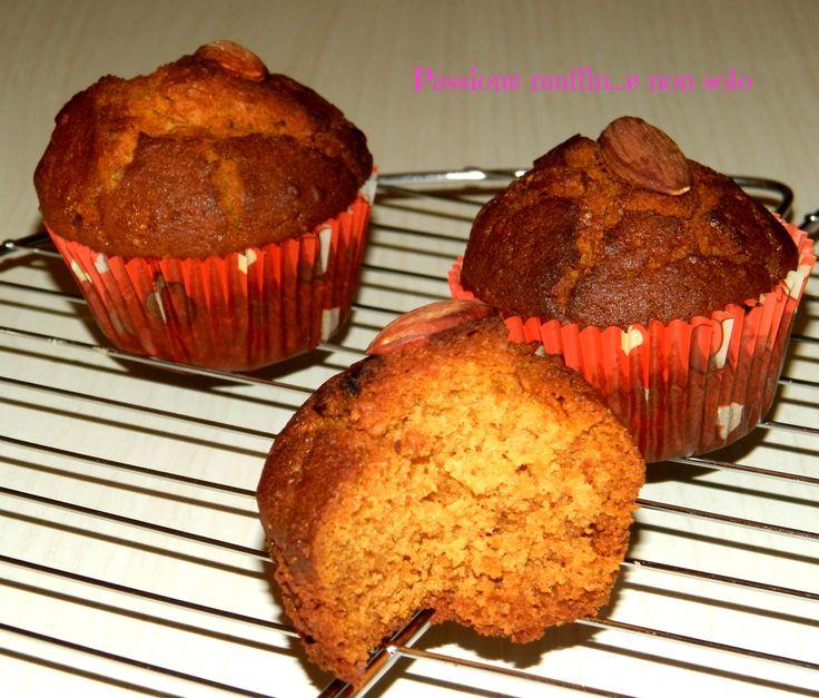 Muffin con la zucca