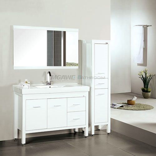 Hangzhou mgawe sanitary ware co ltd provide the reliable for Bathroom furniture quality