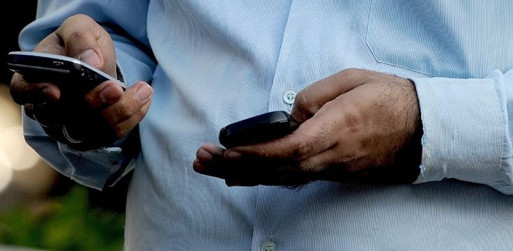 """Hundreds of journalists in Iran have received an anonymous text message warning against contact with """"hostile"""" organisations outside the country, the ISNA news agency reported.  Iranian media reported that as many as 700 journalists and public figures received the SMS on Friday evening.  Some"""
