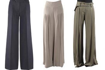 Классические брюки женские живот