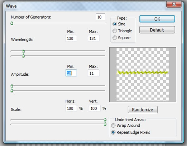 how to make ribbons on photoshop