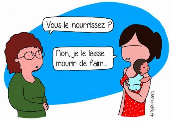 Quand une jeune maman illustratrice dévoile son quotidien avec ses enfants en dessins